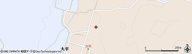 山形県酒田市生石上坂140周辺の地図