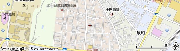 山形県酒田市北千日町9周辺の地図