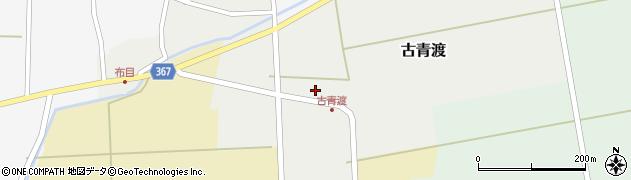山形県酒田市古青渡古青渡109周辺の地図