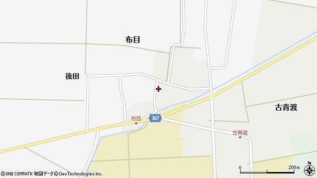 山形県酒田市古青渡古青渡178周辺の地図