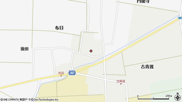 山形県酒田市古青渡古青渡169周辺の地図