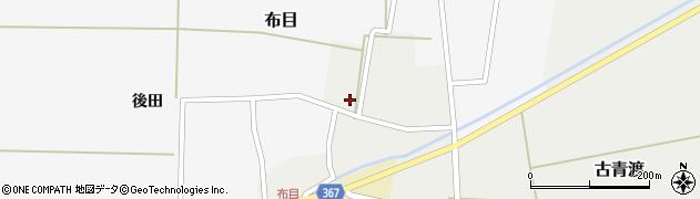 山形県酒田市古青渡古青渡周辺の地図