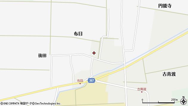 山形県酒田市古青渡古青渡175周辺の地図