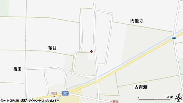 山形県酒田市円能寺村西4周辺の地図