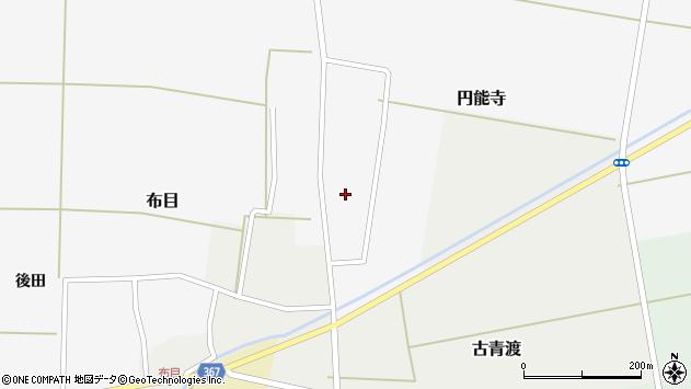 山形県酒田市円能寺村東周辺の地図