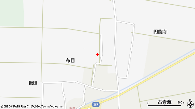 山形県酒田市円能寺村西34周辺の地図