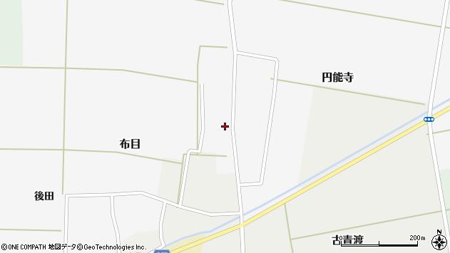 山形県酒田市円能寺村西49周辺の地図