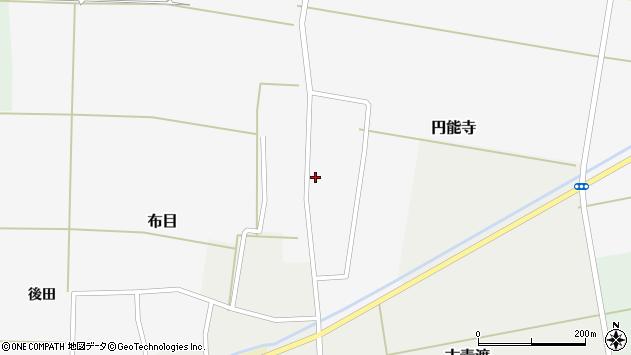 山形県酒田市円能寺村東29周辺の地図