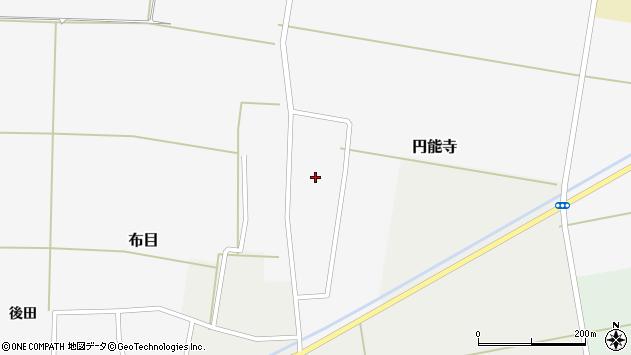 山形県酒田市円能寺村東31周辺の地図