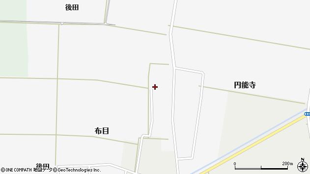 山形県酒田市円能寺村西80周辺の地図