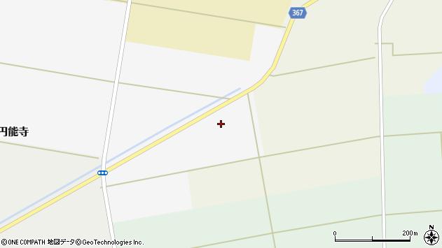 山形県酒田市円能寺中周辺の地図