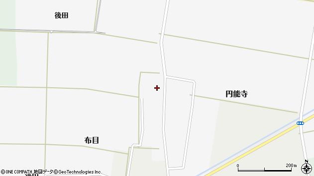 山形県酒田市円能寺村西88周辺の地図