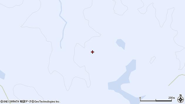 山形県酒田市北沢桂沢周辺の地図