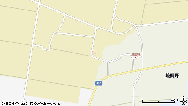 山形県酒田市前川楯前41周辺の地図
