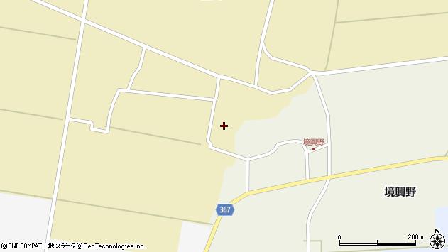 山形県酒田市前川楯前34周辺の地図