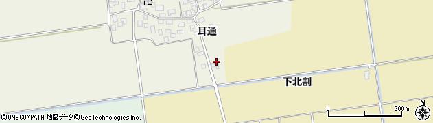 山形県酒田市吉田伊勢塚156周辺の地図