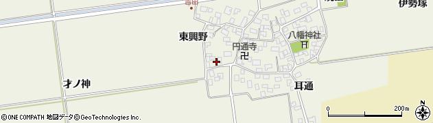 山形県酒田市吉田伊勢塚122周辺の地図