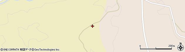 山形県酒田市北平沢ピンカラス台周辺の地図