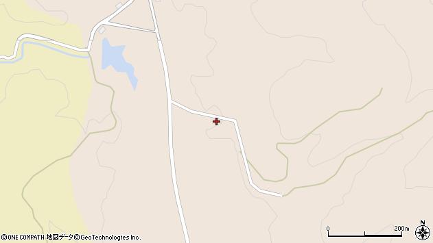 山形県酒田市市条小平502周辺の地図