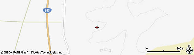山形県酒田市寺田道ノ上131周辺の地図