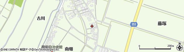 山形県酒田市藤塚元和里105周辺の地図