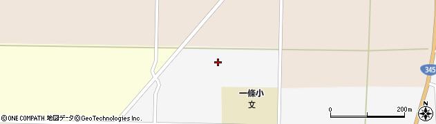 山形県酒田市市条鶴巻周辺の地図
