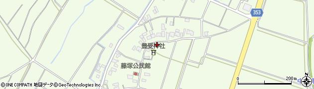 山形県酒田市藤塚元和里135周辺の地図