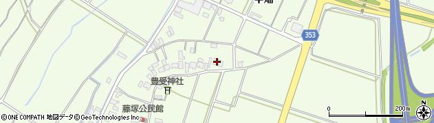 山形県酒田市藤塚元和里2周辺の地図