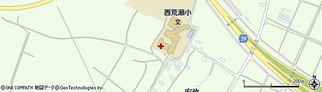 山形県酒田市宮海新林661周辺の地図