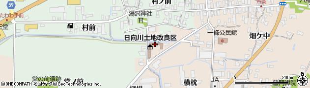 山形県酒田市市条村ノ前68周辺の地図