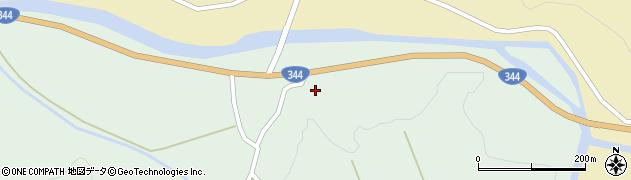 山形県酒田市上青沢南ノ前田10周辺の地図