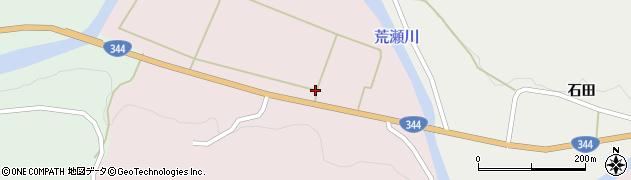 山形県酒田市下青沢大坪132周辺の地図