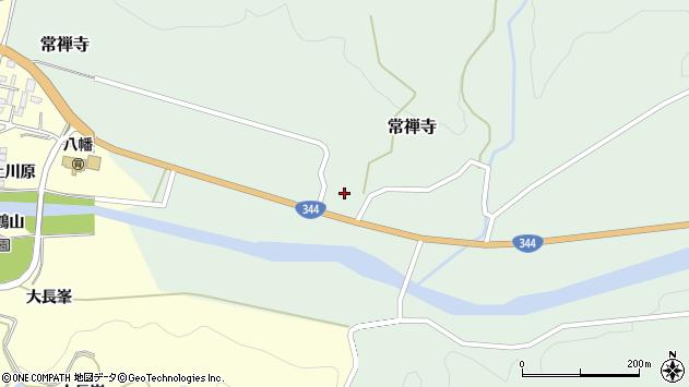山形県酒田市常禅寺西ノ沢14周辺の地図
