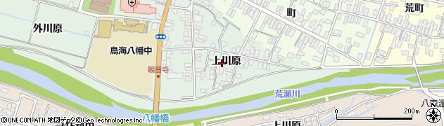 山形県酒田市小泉上川原20周辺の地図