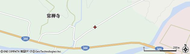 山形県酒田市常禅寺上川原47周辺の地図
