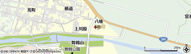山形県酒田市麓上川原35周辺の地図