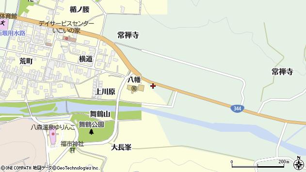 山形県酒田市常禅寺西田69周辺の地図