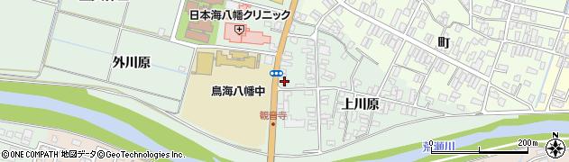 山形県酒田市小泉上川原50周辺の地図