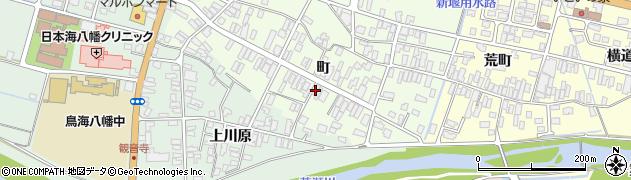 山形県酒田市観音寺町139周辺の地図