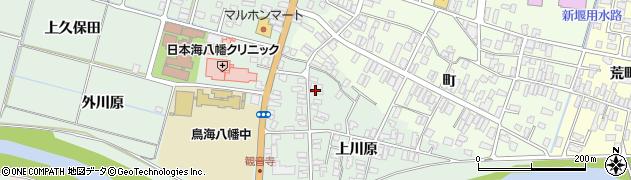 山形県酒田市小泉上川原60周辺の地図
