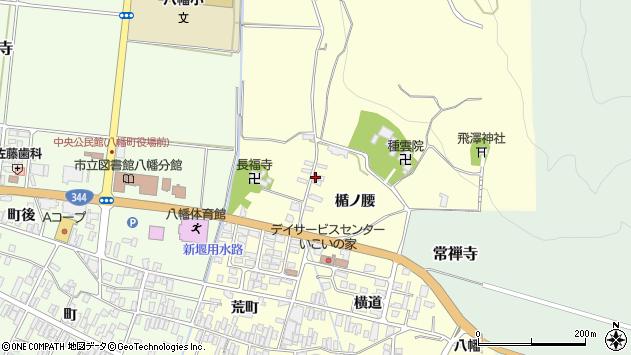 山形県酒田市麓楯ノ腰32周辺の地図