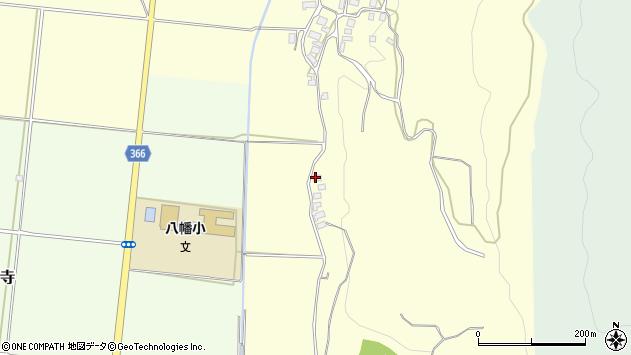 山形県酒田市麓楯山64周辺の地図
