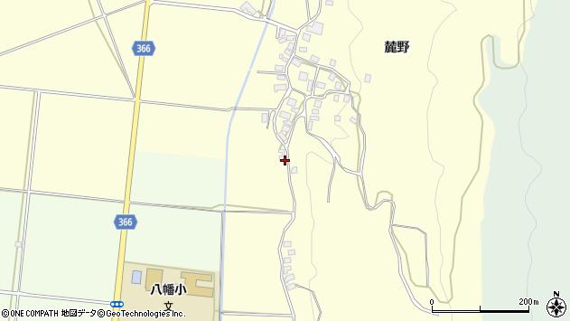 山形県酒田市麓坂ノ下25周辺の地図