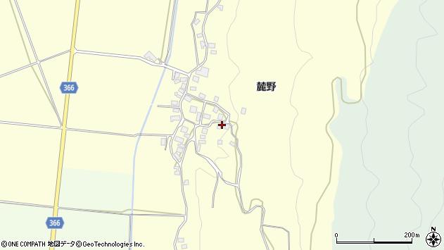 山形県酒田市麓麓野2周辺の地図