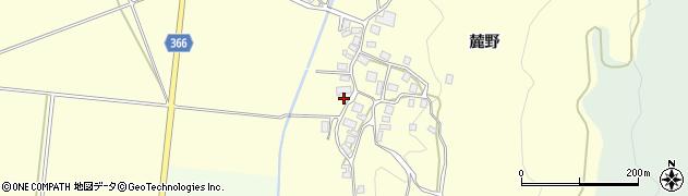山形県酒田市麓坂ノ下5周辺の地図