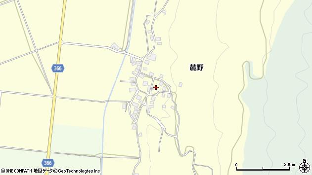 山形県酒田市麓麓野7周辺の地図