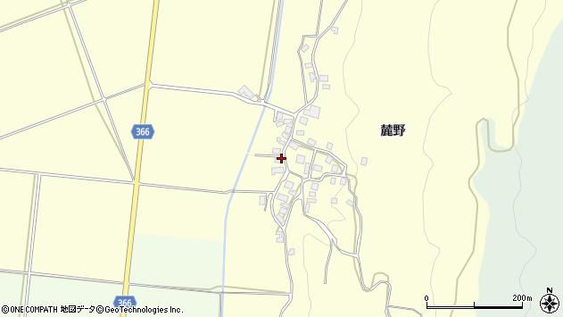 山形県酒田市麓村ノ下8周辺の地図