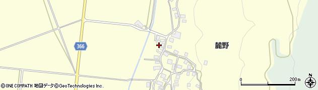 山形県酒田市麓村ノ下11周辺の地図