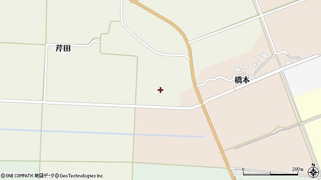 山形県酒田市芹田家ノ下32周辺の地図