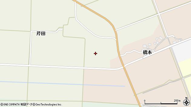 山形県酒田市芹田家ノ下38周辺の地図